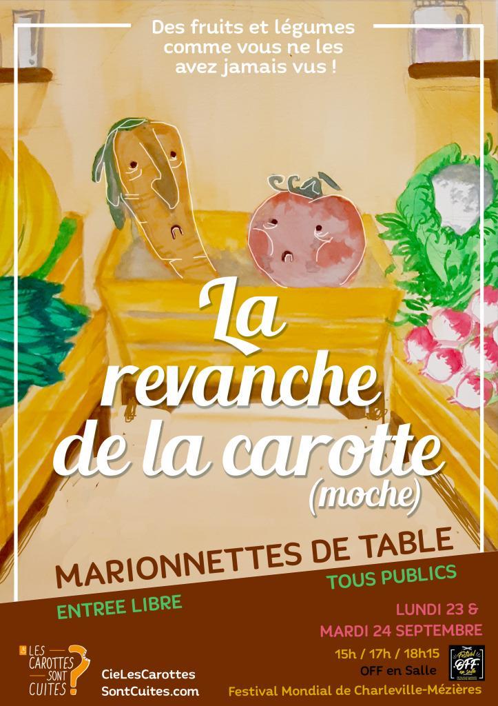 Compagnie Les carottes sont cuites ?