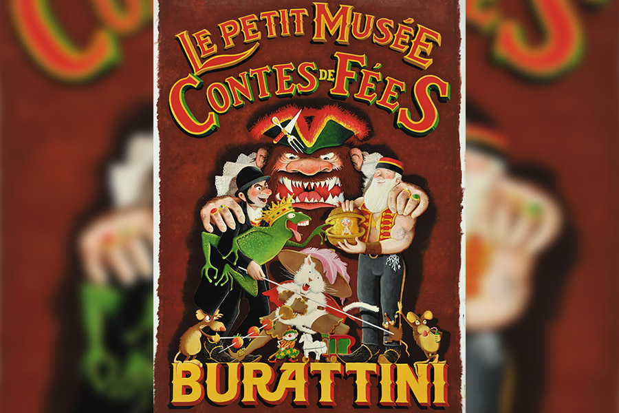 L'illustre Famille Burattini