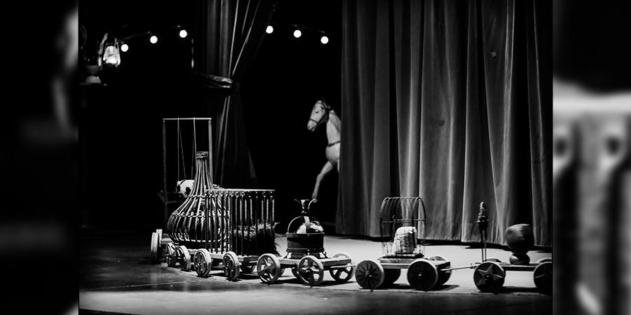 Le Cirque dans les étoiles